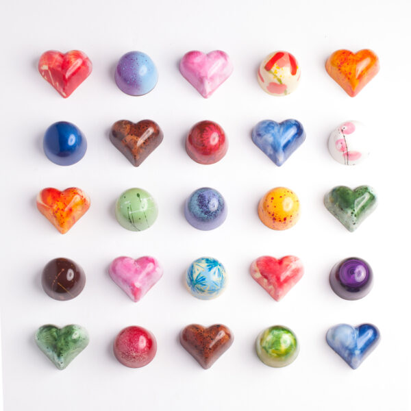 25pc Hearts and Dreams