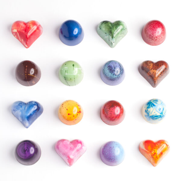 16pc Hearts and Dreams